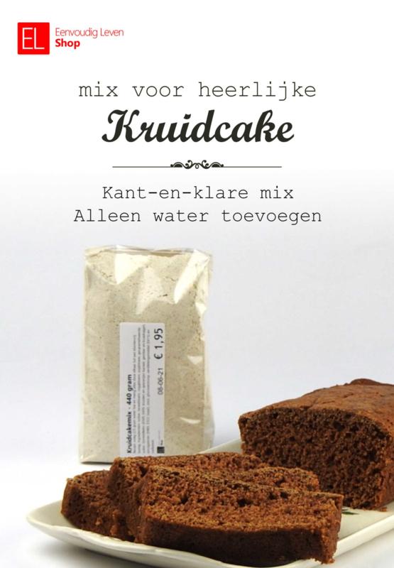 Bakmix - Cakemix - Kruidcake - 440 gram