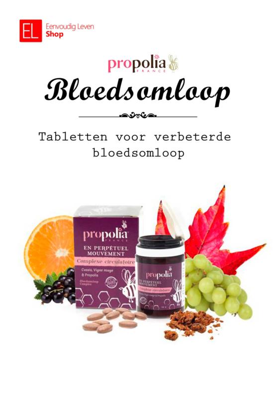 Propolia -  Voeten en benen - Tabletten voor verbeterde bloedsomloop