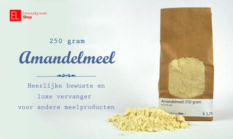 Amandelmeel - 250 gram