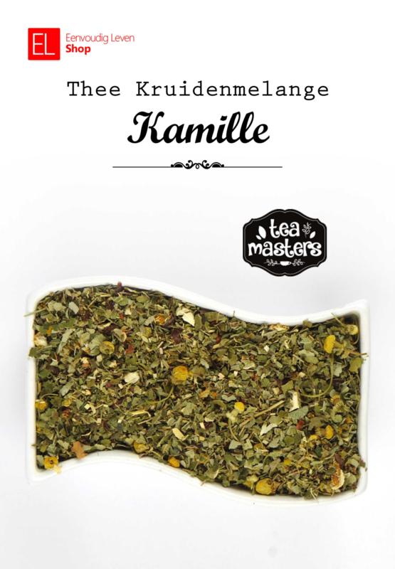 Thee - Kruidenmelange Kamille - 55 gram