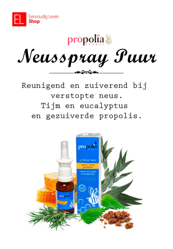 Propolia - Keel & Ademhaling - Neusspray - Puur