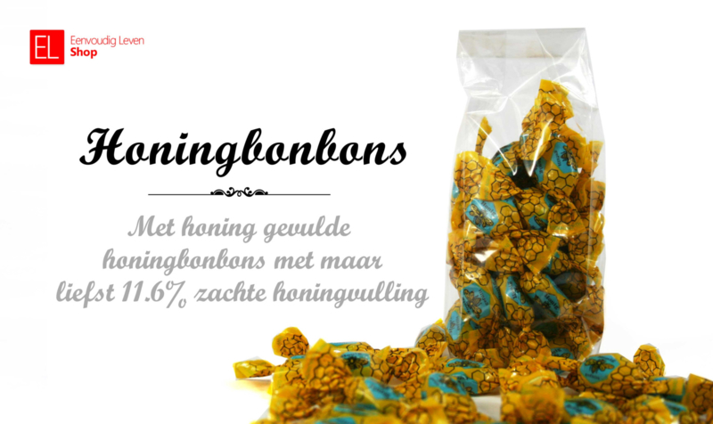 Honingbonbons 150 gram