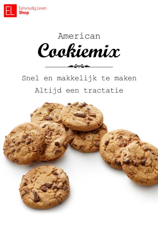 American Cookie mix - 290 gram