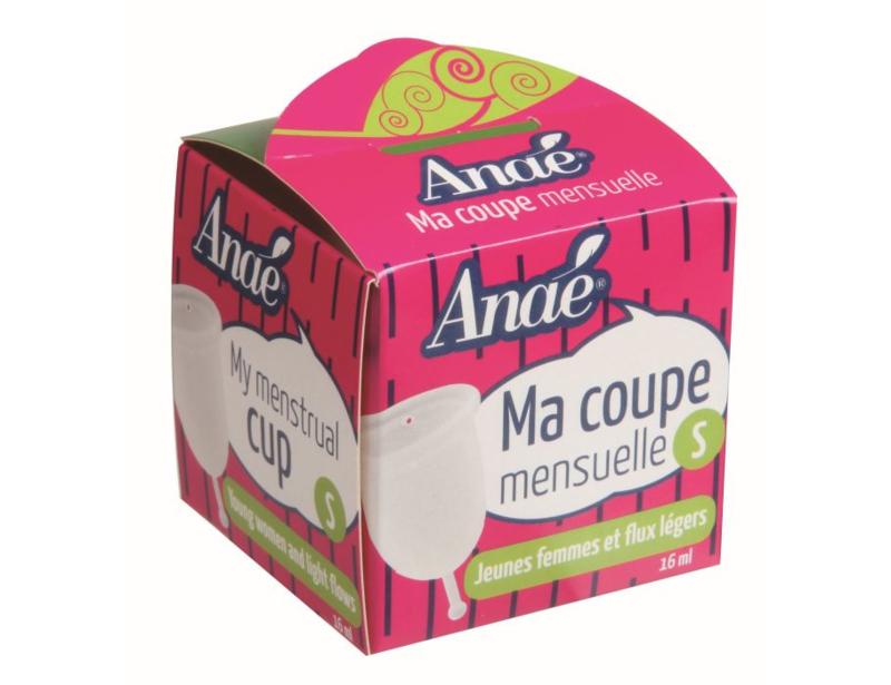 Menstruatiecup - Anaé - Small