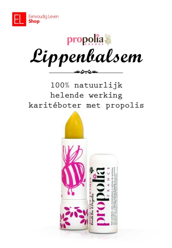 Propolia -  Doegebieden - Natuurlijke Lippenbalsem