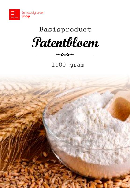 Basisproduct - Patentbloem - 1 kilo - Korte THT