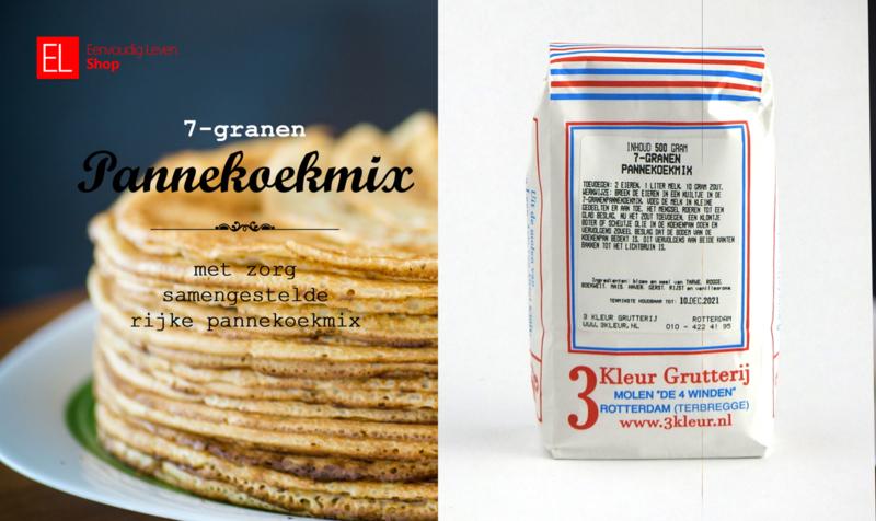 Bakmix - 7-granen Pannenkoekmix