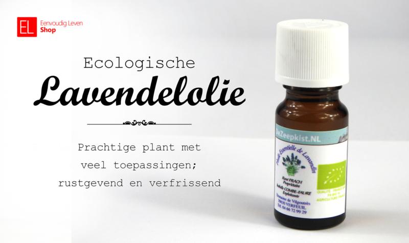 Aromatische Olie - Lavendel