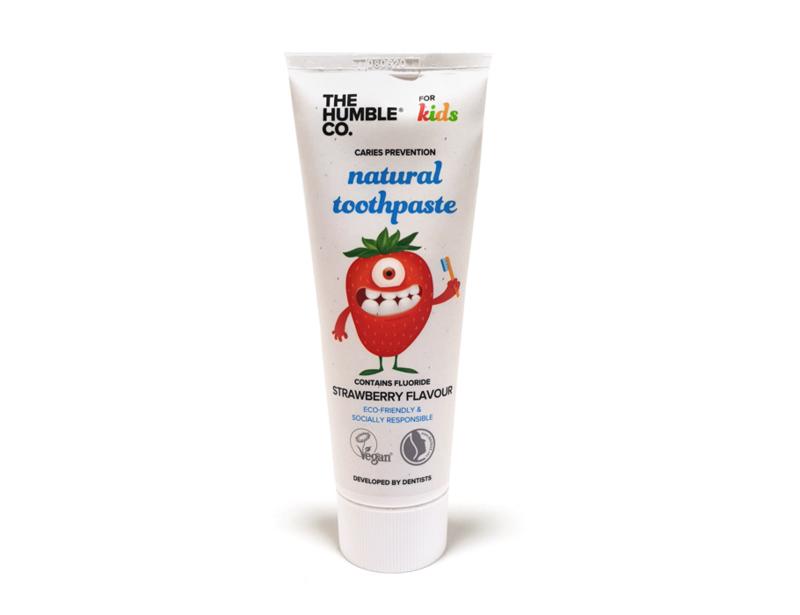 Tandpasta - Kids - aardbei - 75 ml