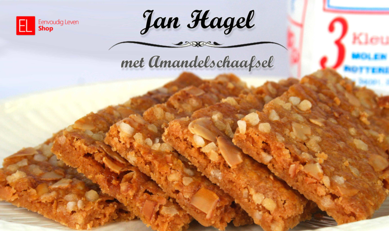 Bakmix - Jan Hagel - 550 gram
