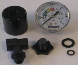 Pressure gauge set Astral Complete 1/8 ''