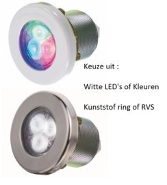 LUMI LED onderwater verlichting