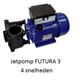 FUTURA 3 multi-speed Jetpomp - 230V / 1,5 kW