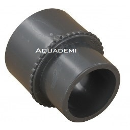 Adapter PVC 1,5'' to 50mm