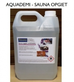 Sauna fragrance Lavender - Can 5 liter