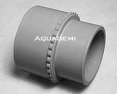 Adapter PVC 2'' to 63mm