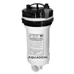 Cartridge filter TopLoad