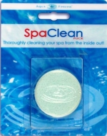 Aqua Finesse Spa Clean Tablet