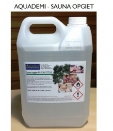 Sauna opgiet Eucalyptus - Can 5 Liter