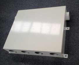 Heater box Jacuzzi 4 way