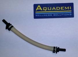 Replacement hose Eucapump Fragrance pump 240 V Yellow  Cleopatra