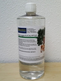 Sauna eucalyptus opgiet geurstof 1 liter