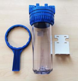 Filterhouder t.b.v. kalkfilter