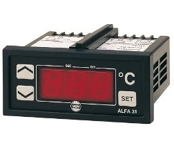 Temperatuur regelaar Alfa 31