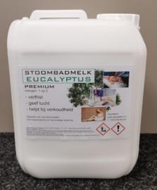 Stoombadmelk Eucalyptus Can 5 liter