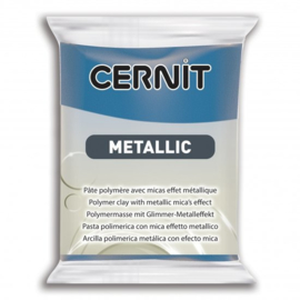 CERNIT METALLIC, 56GR - BLUE 200