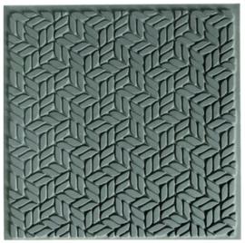 Cernit Texture Mat BLOCK STAIRS