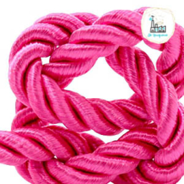 Trendy Koord 6 MM Fuchsia