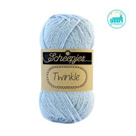 Scheepjes Twinkle 907 BABY BLUE