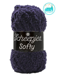 SCHEEPJES SOFTY 484 Dark Blue