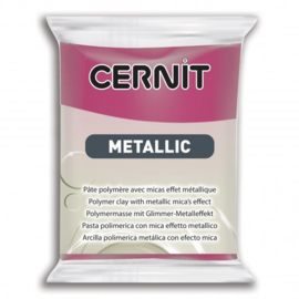 CERNIT METALLIC, 56GR - MAGENTA 460