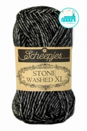 Scheepjes Stone Washed XL - 843 -Black Onyx