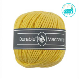 Durable Macramé 2180 Bright Yellow