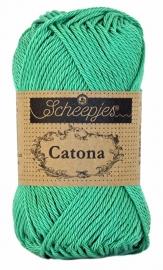 Scheepjes Catona Parrot Green 241