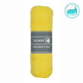 Durable Double Four 2180 Bright Yellow