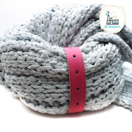 Sjaal Riempje Hard Roze 23 cm