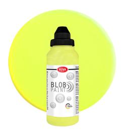 Blob Verf Neon Geel