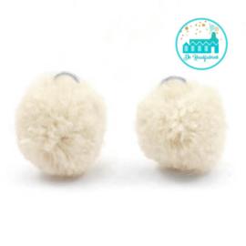 Mini Pompons 15 mm Sand