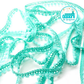Mini Pompon Strip Mint 1 meter