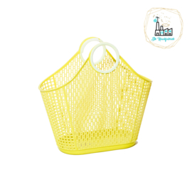 Sun Jellies Fiesta Shopper Daisy Yellow Small