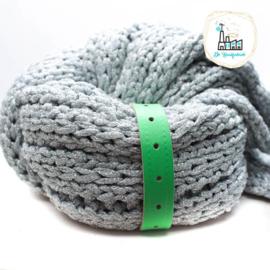 Sjaal Riempje Licht Groen 23 cm