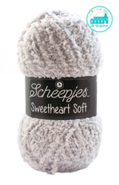 Scheepjes Sweetheart Soft 19 SOFT GREY
