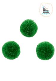 Pompon 20MM Groen