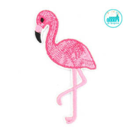 Patch Flamingo 10 cm x 5 cm