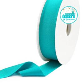 Ibiza Elastiek voor armbandjes Aqua 25 mm