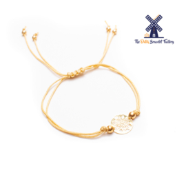 The Dutch Bracelet Factory Originals 041 Gold